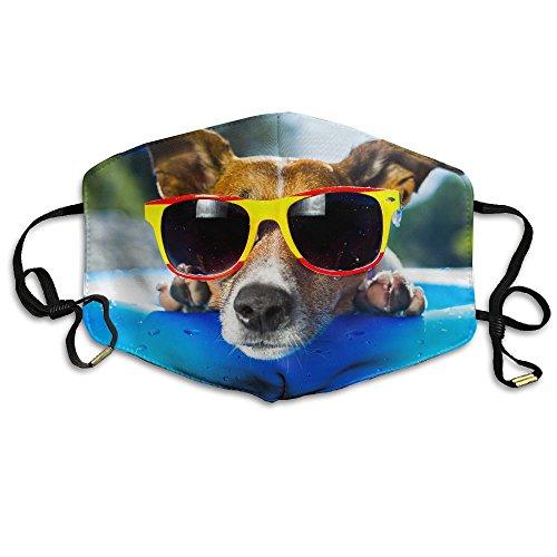 Breathe Healthy Face Mask Best Dog Wearing Sunglasses Comfortable, Reusable - Filters Dust,Pollen,Allergens,& Flu Germs Dust - Bape Sunglasses