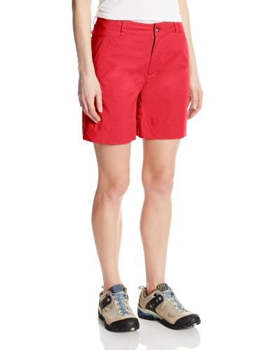 Helly Hansen Women's Jotun Shorts, Earth Red, Small