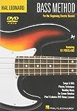 Hal Leonard Bass Method Beginner's Pack
