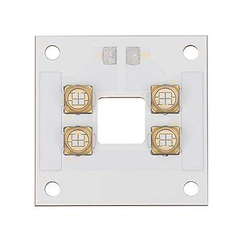 Lámpara de luz LED de secado UV para impresora 3D de 40 W de ...
