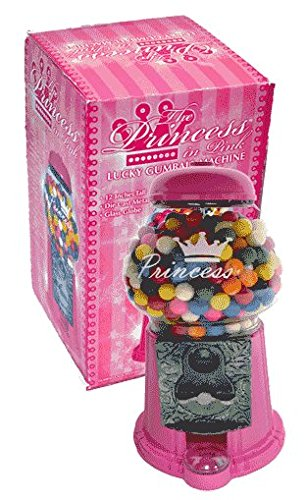 - Pastel Pink Gumball & Candy Dispenser with 1 lb of Gumballs