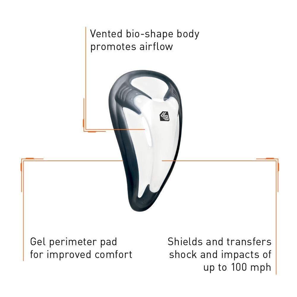 ShockDoctor Short de compression avec BioFlex
