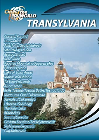 Cities of the World: Transylvania (Special Interest DVDs & Videos)