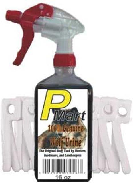 Amazon.com: Wolf orina p-wick * Combo 16 oz E-Z (Spray ...