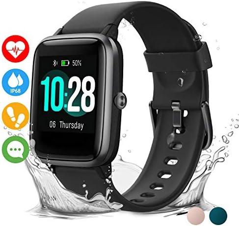 Vigorun Reloj Inteligente Pantalla Táctil Smartwatch para Hombre ...