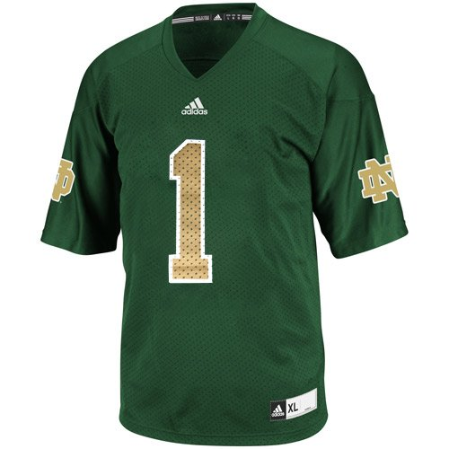 Green Ncaa Football Jersey - 3