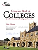 Complete Book of Colleges 2008, Princeton Review, 0375766200