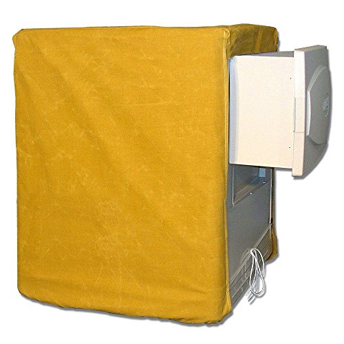 evaporative cooler side discharge cover