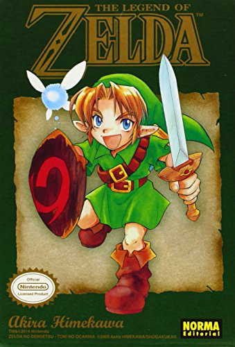 Descargar Libro Pack The Legend Of Zelda - Volúmenes 1 A 5 Akira Himekawa