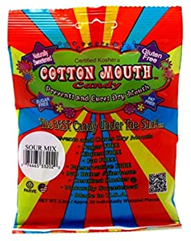 Cotton Mouth Candy Sour Mix Bag