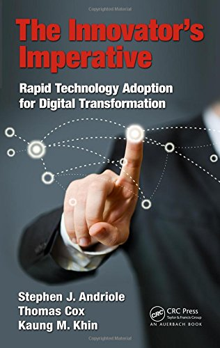 The Innovator's Imperative: Rapid Technology Adoption for Digital Transformation-cover