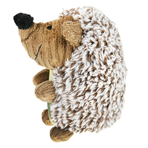 Durable Squeaker Hedgehog Training Plaything