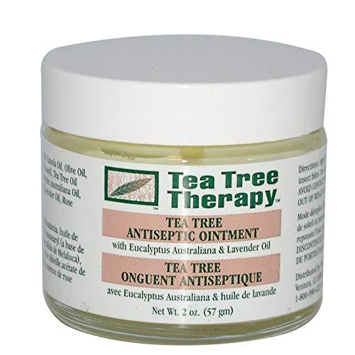 Tea Tree Therapy Antiseptic Ointment 2oz (Tea Tree Oil Balm)