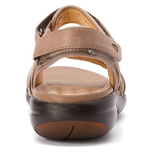 Clarks Unstructured Un Harbour Taupe