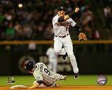 "Troy Tulowitzki Colorado Rockies 2015 MLB Action Photo (Size: 8"" x 10"")"