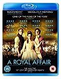 A Royal Affair (2012) ( En kongelig affære ) ( En kunglig affär ) [ Blu-Ray, Reg.A/B/C Import - United Kingdom ]