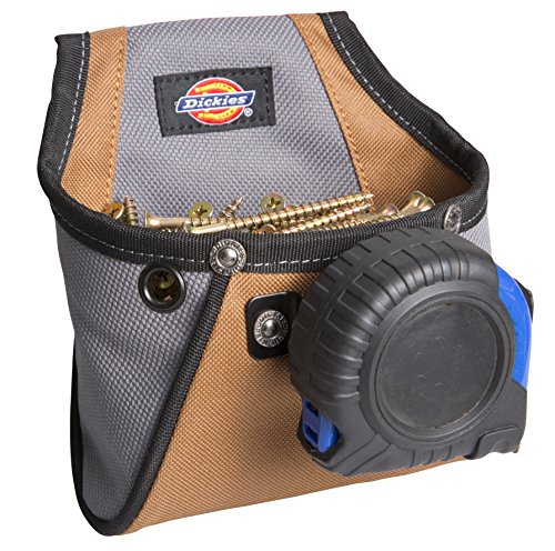 Dickies Work Gear 57101 Rigid Nail/Screw Work Pouch with Tape Measure Clip by Dickies Work Gear (Image #5)