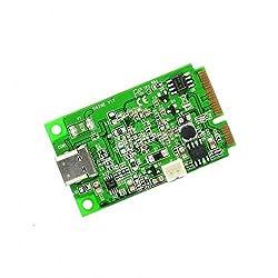 Syba SD-MPE40056 2 Port SATA III Mini PCIe Card