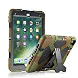 Best Impact Covers With Screen Protectors - ACEGUARDER iPad Pro 9.7 Case Protective Kids Shockproof Review