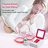 SYYSYY Enlargement Female Breast Cup, Electric