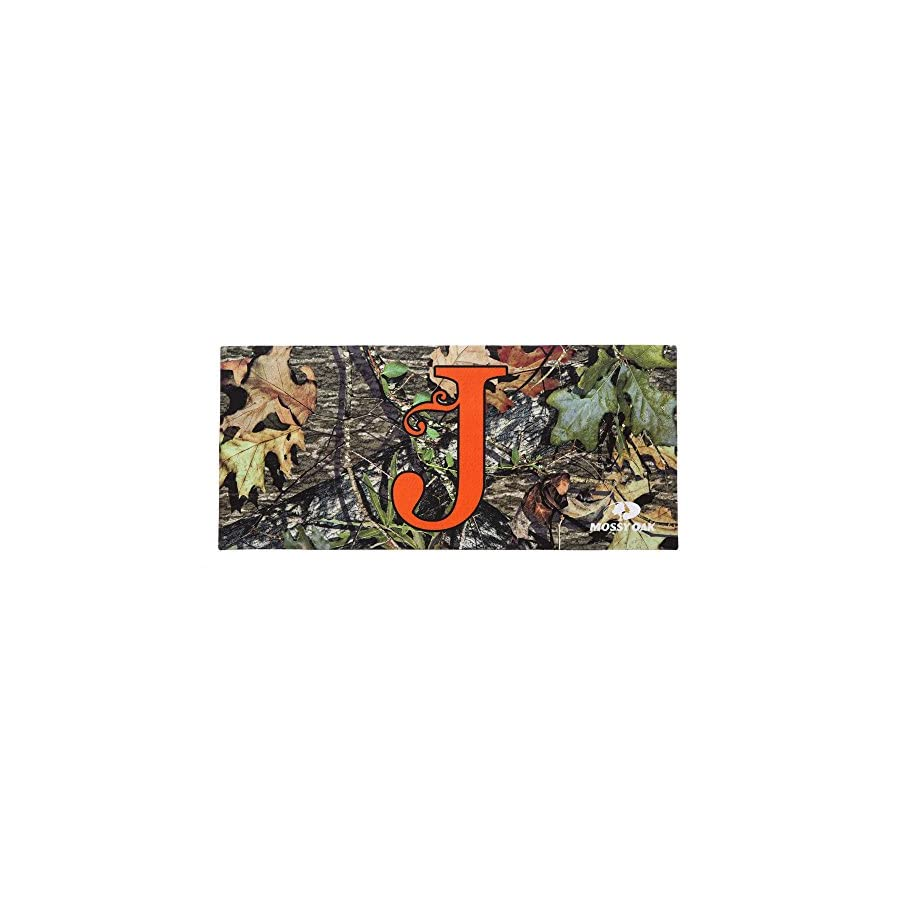 Evergreen Sassafras Switch Mat Mossy Oak Monogram J
