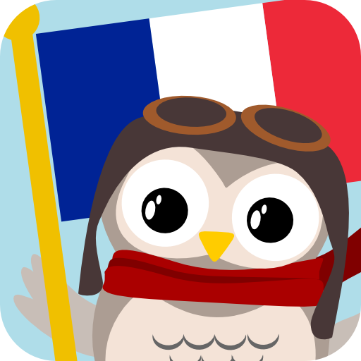 Gus on the Go: French for Kids ()