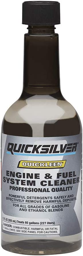 Quicksilver Quickleen Engine & Fuel System Cleaner