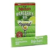 Baja Bob's Sugar Free Margarita Mix Singles - 8 Single-Serve Cocktail Mix Packets