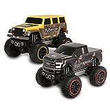 NKOK Realtree Friction Trucks Ford F-150 & Jeep Wrangler Vehicle