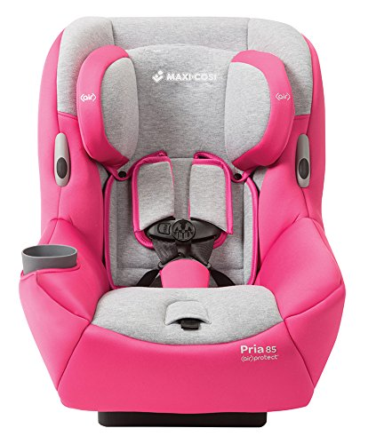 Maxi-Cosi Pria 85 2-In-1 Convertible Car Seat, Passionate Pink, One Size Compass Booster Car Seat
