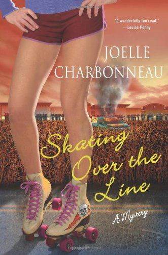Read Online Skating Over the Line: A Mystery PDF