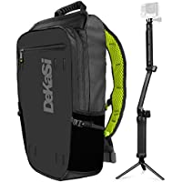 DeKaSi Seeker Backpack for GoPro HERO5 (Black,16L,FREE Extended 3-Way)