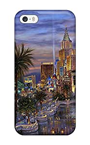 High Grade Monica Smith Flexible Tpu Case For Iphone 5/5s - Painting