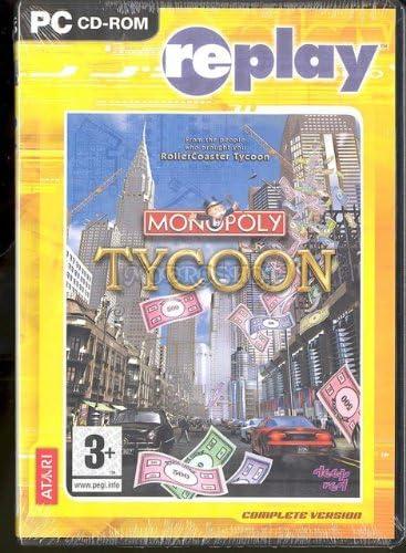 Monopoly Tycoon [Replay]: Amazon.es: Videojuegos