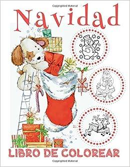 ✌ Libro de Colorear Navidad ✌ Libro Para Colorear ✌ Colorear ...
