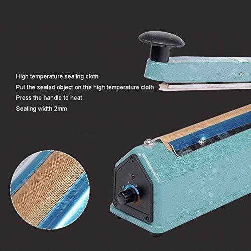 Vide compacteurs Maison et Cuisine Mini Sac Scellant, machine thermique portatif, petit manuel alimentaire des ménages Plast JIAJIAFUDR