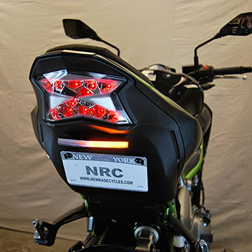 Kawasaki Z900 Fender Eliminator - New Rage Cycles Z900-FE