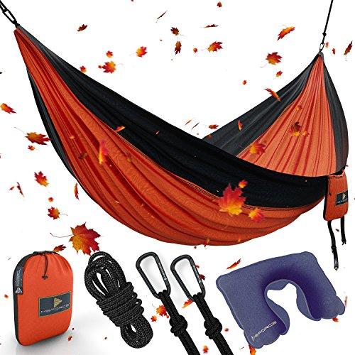 Best XL Double Camping Hammock Waterproof...