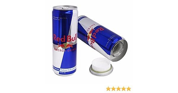 2 x puede red bull - redbull - ocultar objetos de valor - Stash ...