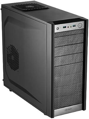 Antec 0-761345-15970-8 - Caja de Ordenador de sobremesa (USB 3.0 ...