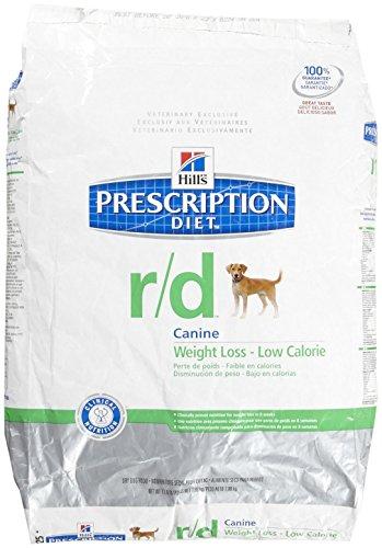 Hill's Prescription Diet r/d Canine Weight Loss – Low Calorie – 17.6lb