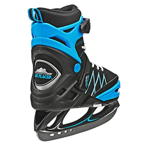 Lake Placid Monarch Boys Adjustable Ice Skate