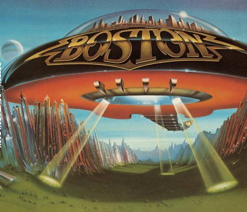 CD : Boston - Dont Look Back (CD)