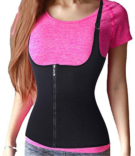 Waist Trainer, Corset Cincher Body Slimmer Shaper Tummy Control for Women Vest