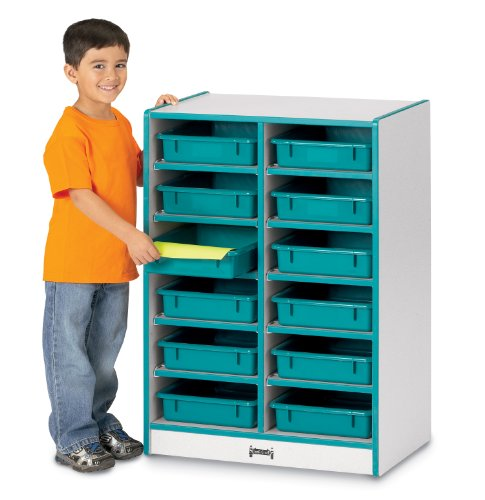 JonTi CrafT Paper-tray 30 Compartment Cubby