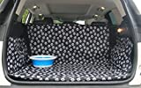 LULUME Pet Dog Trunk Cargo Cover - Car SUV Van Seat Protector - Waterproof Car Floor Mat for Dogs Cats - Washable Dog Accessories