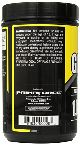 Primaforce, Glutaform 100% L Glutamine Powder, Unflavored, 1000 Gram