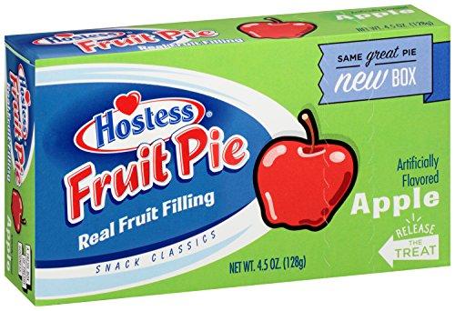 Hostess Single Serve Apple Pie  4 5 Oz    Pack Of 48