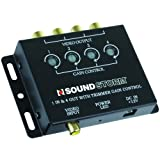Video Signal Amplifier (1-In, 4-Out)