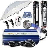 Yield Lab 400w HPS+MH Umbrella Reflector Grow Light Kit